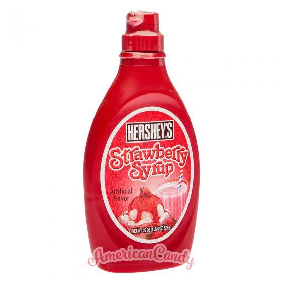 Hershey's Strawberry Syrup 623g