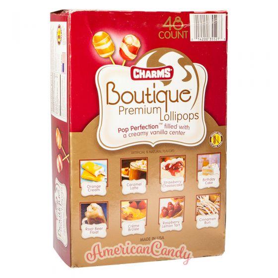 8x Charms Boutique Premium Lollipops Mix