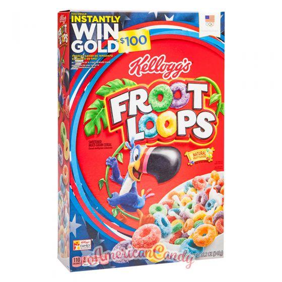 Kellogg's Froot Loops 286g