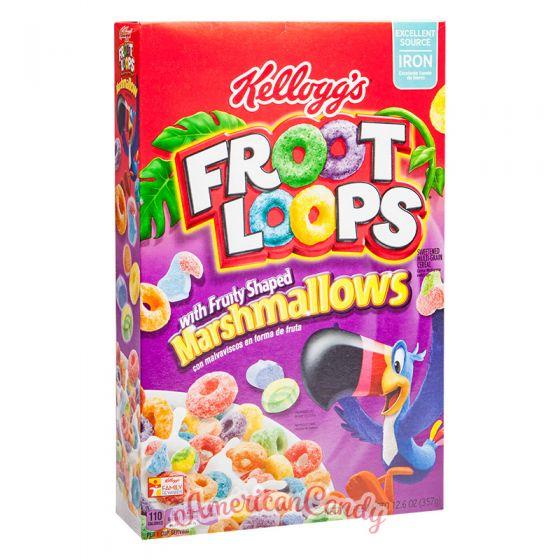 Kellogg's Froot Loops Marshmallow