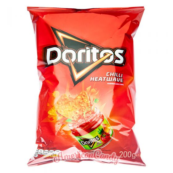 Doritos Chilli Heatwave 180g