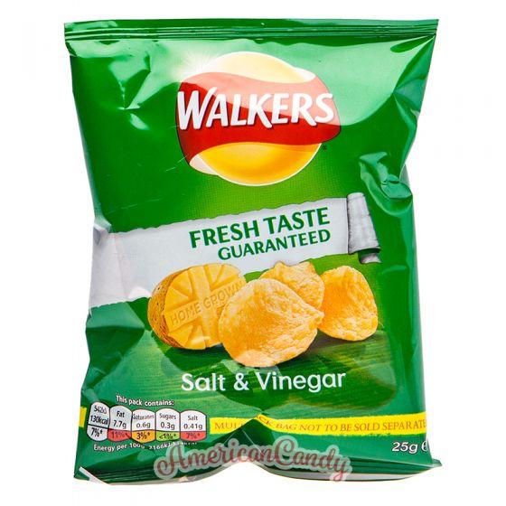 Walkers Salt & Vinegar