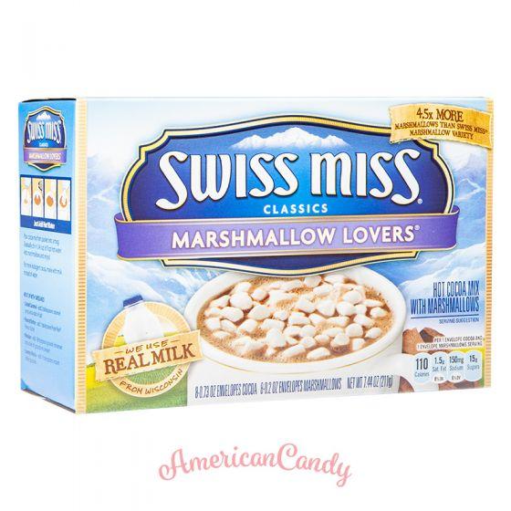 Swiss Miss Marshmallow Lovers