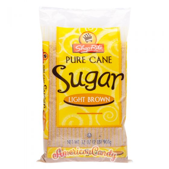 Shop Rite Pure Cane Sugar Light Brown 907g