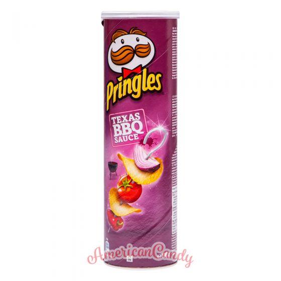 Pringles Texas Barbecue Sauce