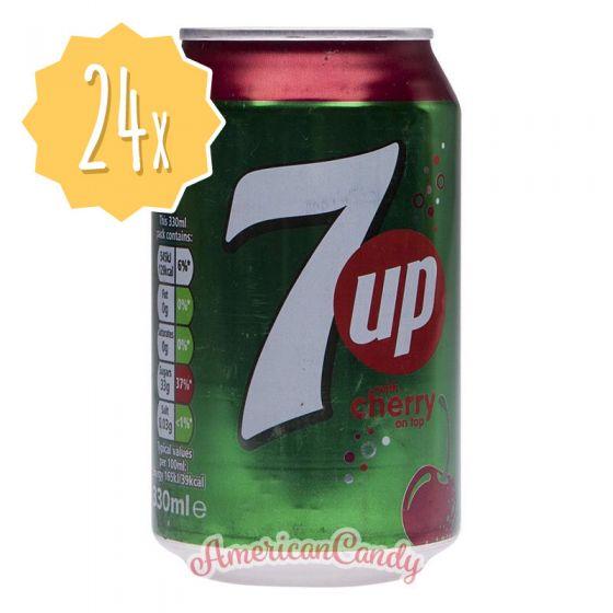 24x 7up Cherry