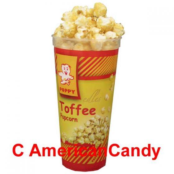 Poppy Toffee Popcorn 50g