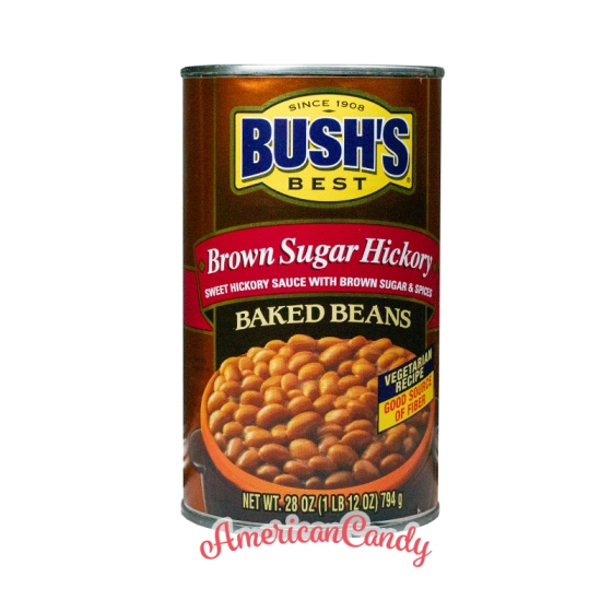 Bush's Best Brown Sugar Hickory Baked Beans 794g