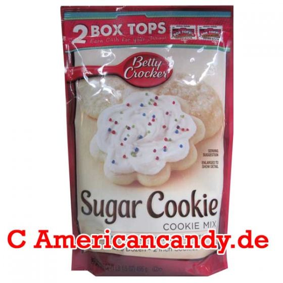 Betty Crocker Sugar Cookie Mix 496g