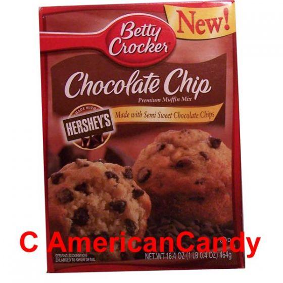 Betty Crocker Chocolate Chip Muffin Mix 464g