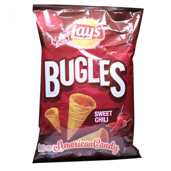 Smiths Bugles Corn Sweet Chilli 100g