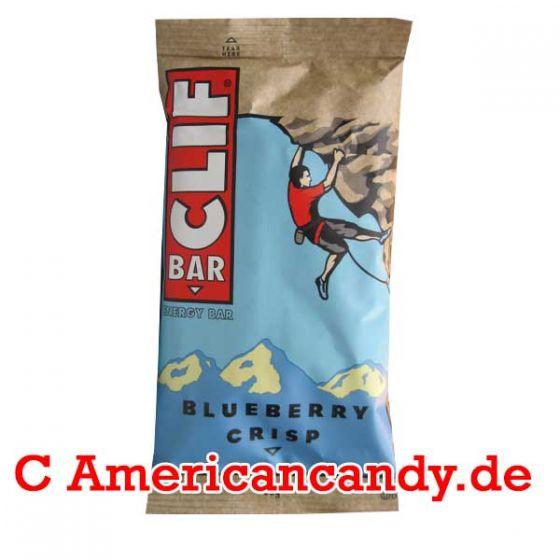 Clif Bar Energy Bar Blueberry Crisp