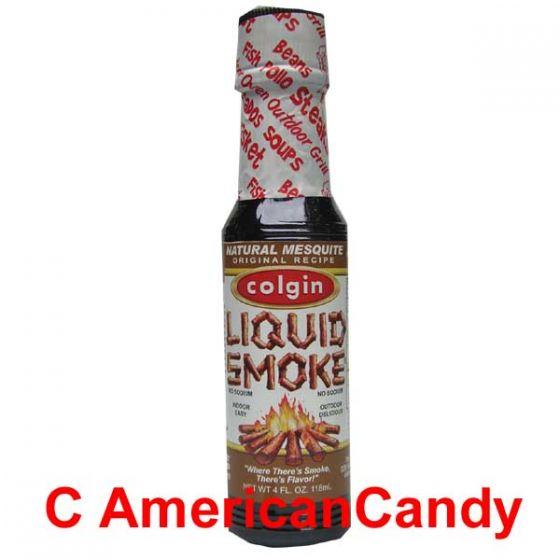Colgin Liquid Smoke Natural Mesquite 118ml