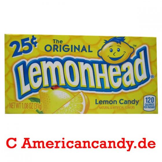 Ferrara Pan Lemonhead
