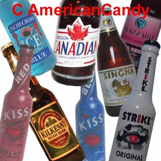 """Drink Pack alkoholisch """"S"""" incl. Pfand"""
