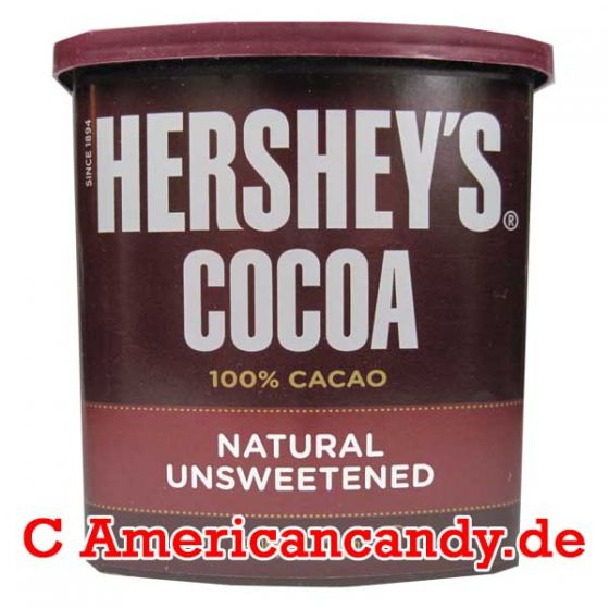 Hershey's Cocoa natural unsweetened 226g