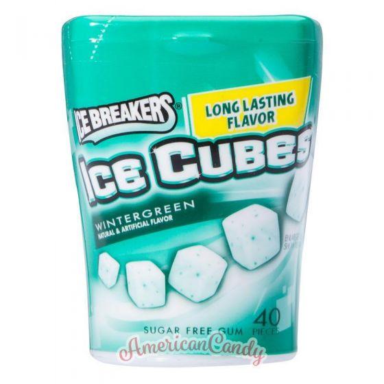 Ice Breakers Ice Cubes Wintergreen MEGA PACK