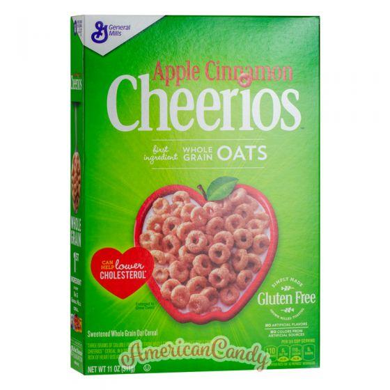 Apple Cinnamon Cheerios Cereals 402 g