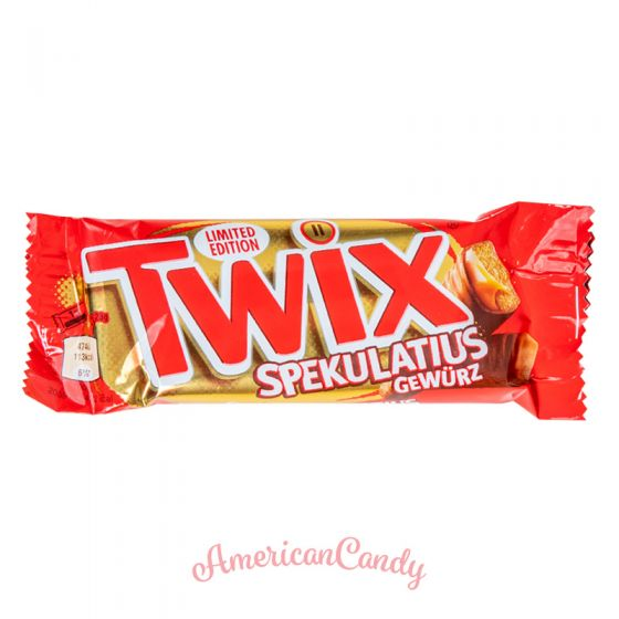 Twix Spekulatius Limited Edition