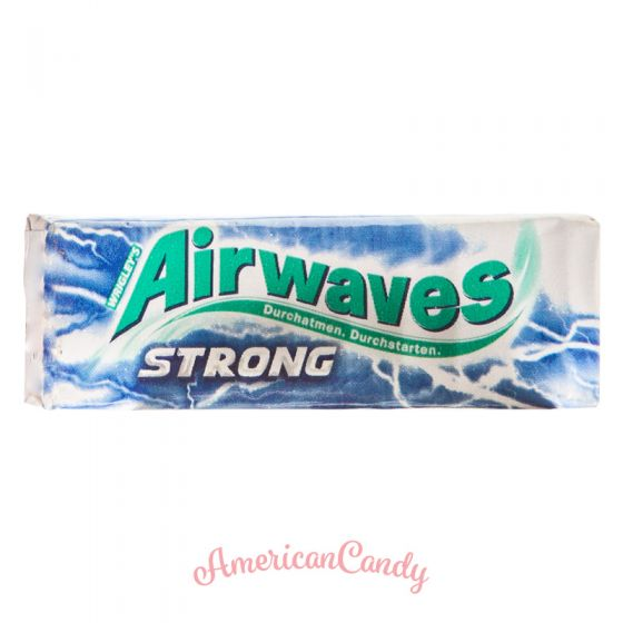 Wrigley's Airwaves Strong