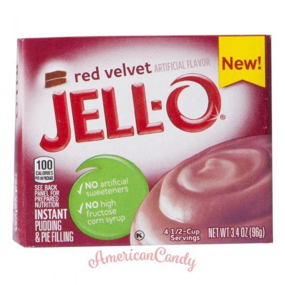 Jell-O Red Velvet Instant Pudding & Pie Filling