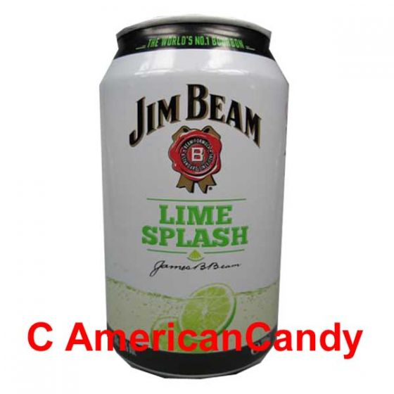 Jim Beam Lime Splash incl. Pfand