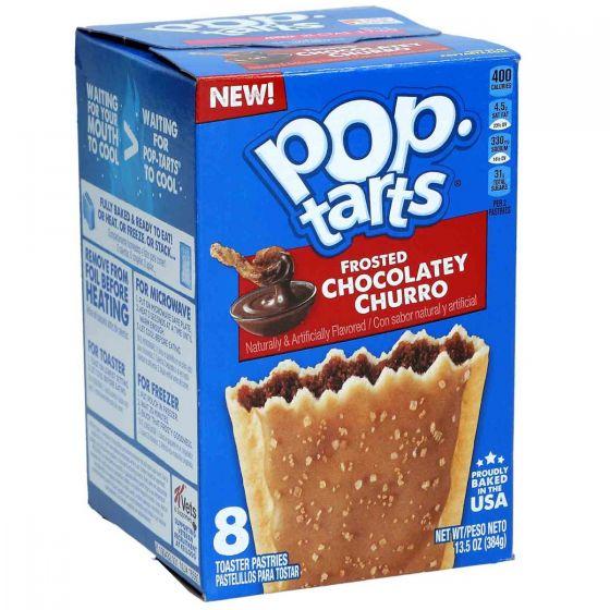 Pop Tarts Frosted Chocolatey Churro (2 Toast-Taschen)