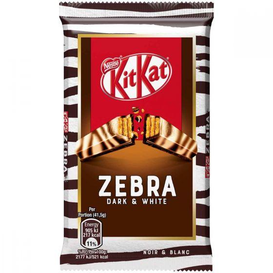 KitKat Zebra Dark & White
