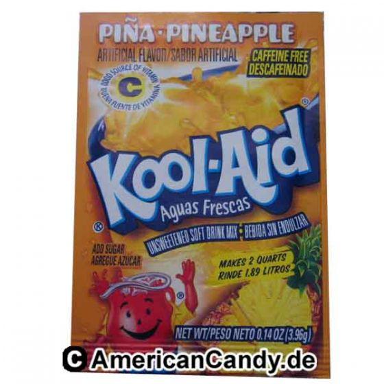 Kool Aid Aguas Frescas Pineapple