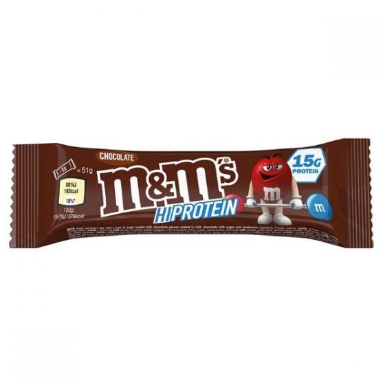 M&M's Hi-Protein Bar Chocolate