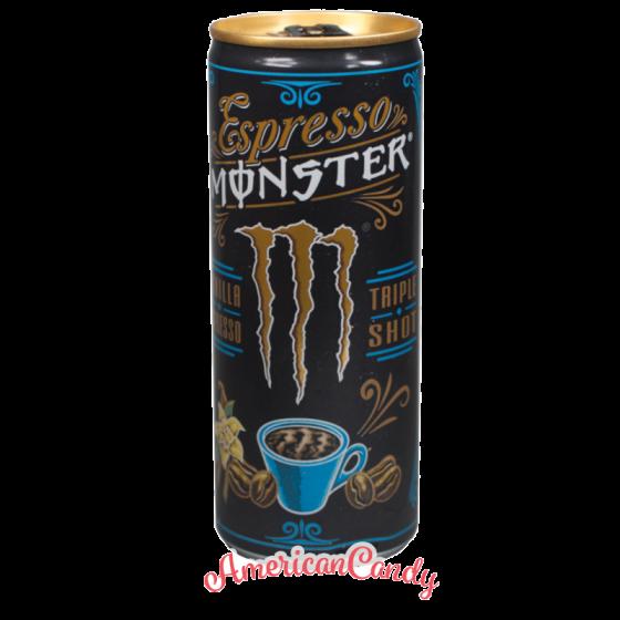 Monster Espresso Vanilla Espresso