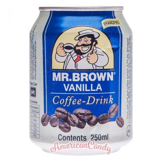 Mr. Brown Vanille