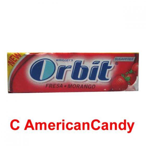 Wrigley's Orbit Strawberry