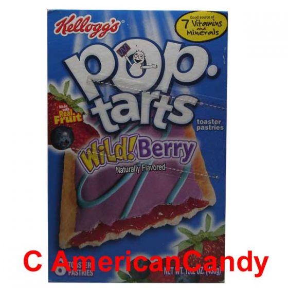 Pop Tarts Wildberry (2 Toast-Taschen)