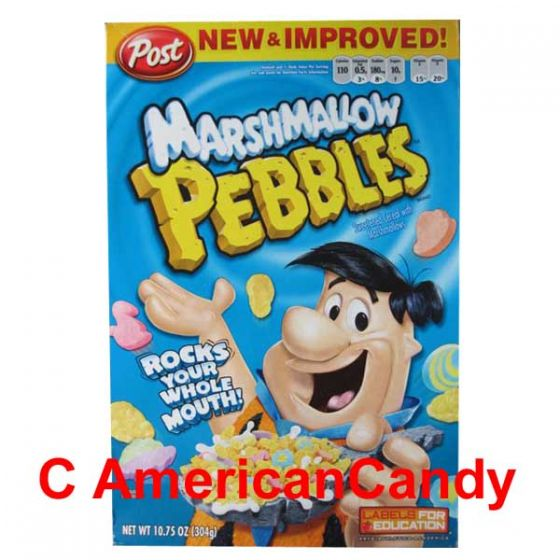 Post Marshmallow Pebbles 304g