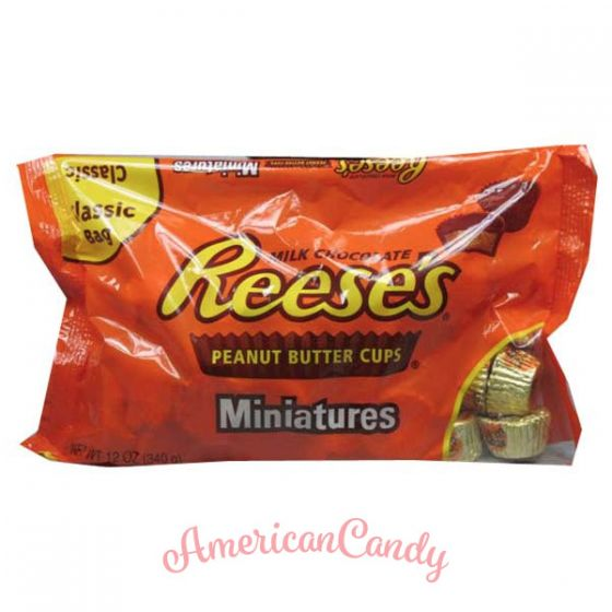 Reese's Peanut Butter Cups Miniatures GIANT 297g