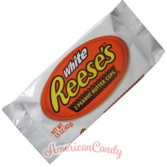 Reese's Peanut Butter Cups White Chocolate