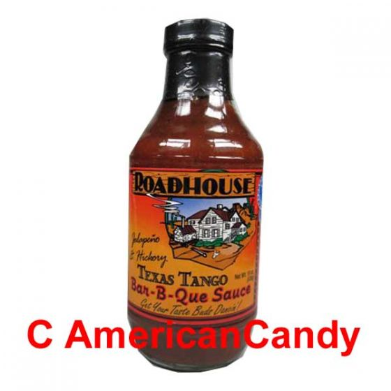 Roadhouse Texas Tango BBQ Sauce 538g