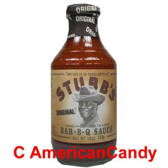 Stubb's Bar-B-Q Sauce Original 510g