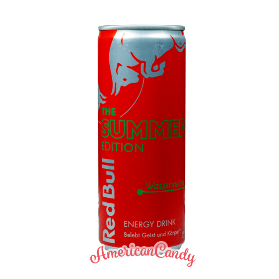 Red Bull Red Edition Wassermelone