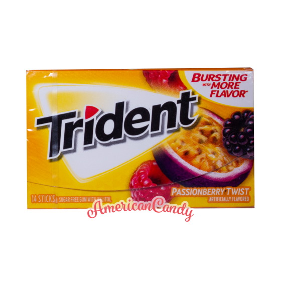 Trident Passionberry Twist 14er