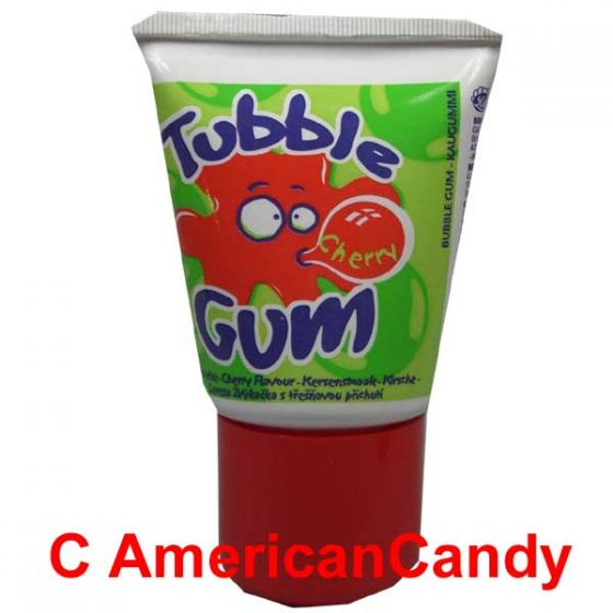 Tubble Gum Cherry Tube