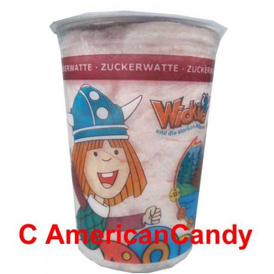 Sweet Balloon Zuckerwatte Wickie 500 ml