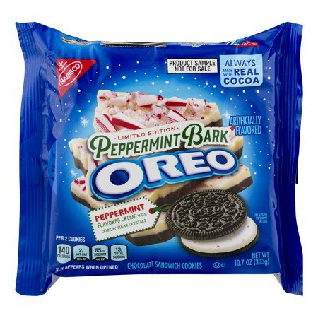 Oreo Peppermint Bark Limited Edition 303g