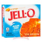 Jell-O Instant Pudding Gelatin Dessert Orange Sugar Free
