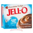 Jell-O Instant Pudding & Pie Filling Chocolate Fudge sugar free