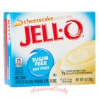 Jell-O Cheesecake Instant Pudding & Pie Filling sugar free