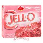 Jell-O Instant Pudding Gelatin Dessert Watermelon