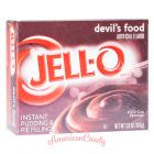 Jell-O Devil's Food Cream Instant Pudding & Pie Filling