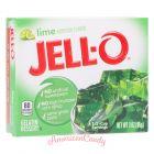 Jell-O Instant Pudding Gelatin Dessert Lime